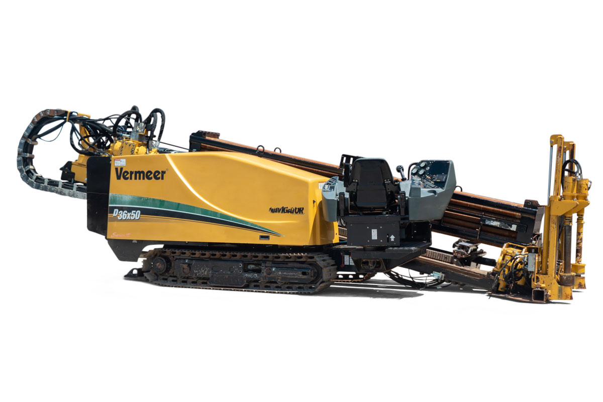 2010 Vermeer 36x50 Series II horizontal directional drill
