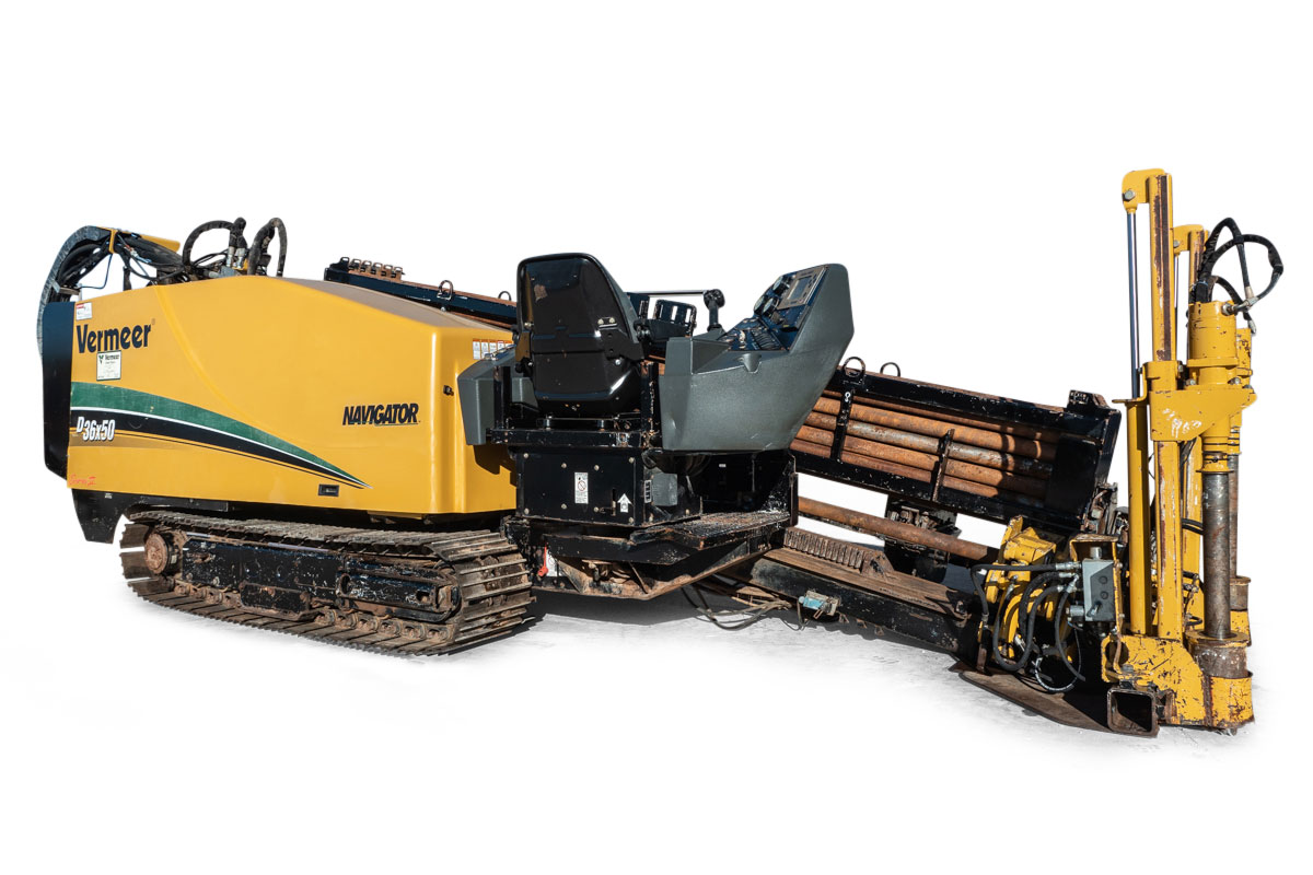 2011 Vermeer 36x50 Series II horizontal directional drill