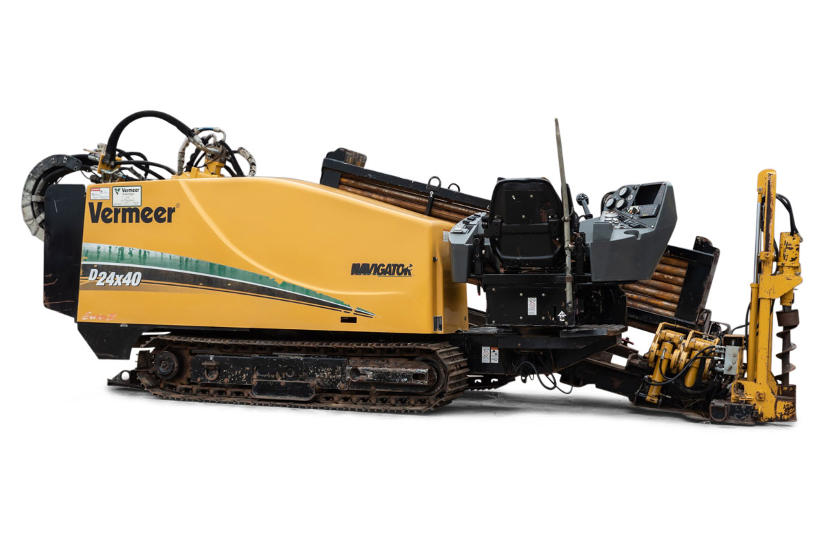 2008 Vermeer 24x40 Series II horizontal directional drill