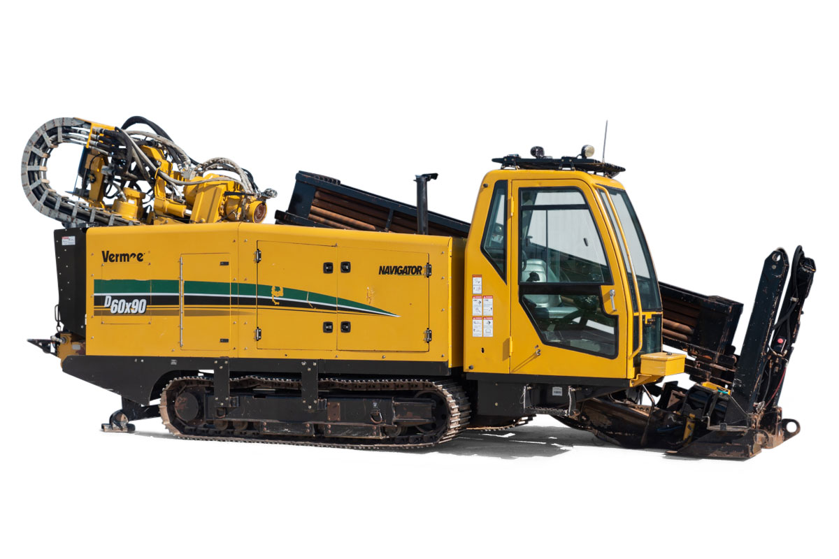 2014 Vermeer 60x90 Horizontal Directional Drill