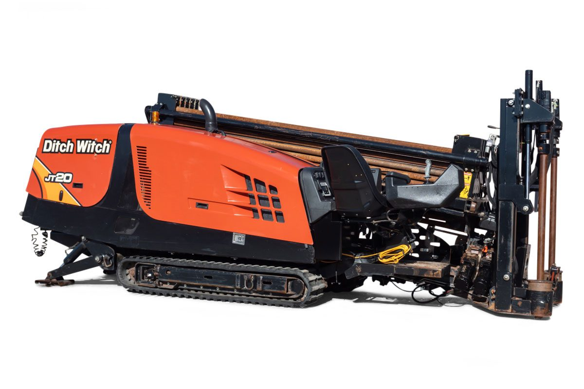 2014 Ditch Witch JT20 horizontal directional drill