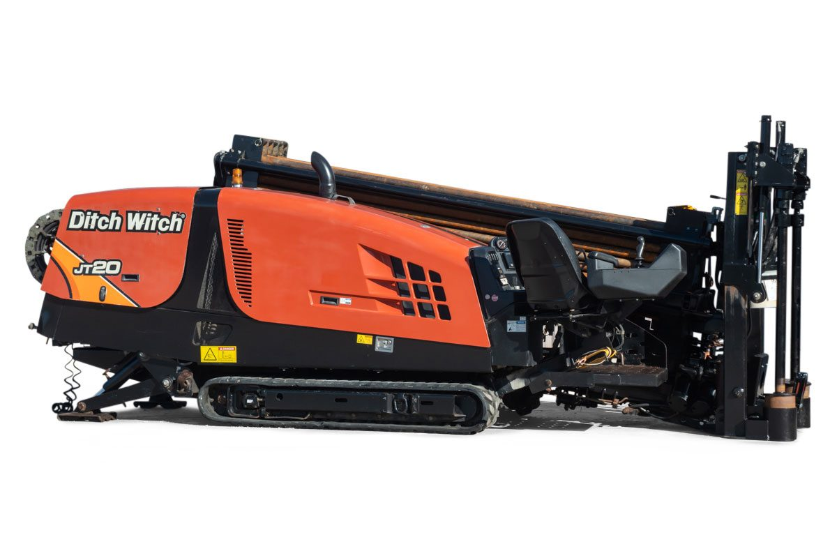 2016 Ditch Witch JT20 horizontal directional drill