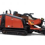 2014 Ditch Witch JT25 horizontal directional drill