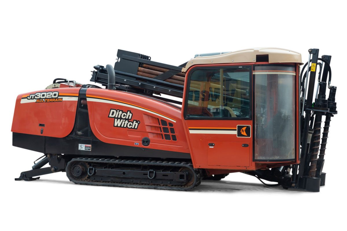 2012 Ditch Witch JT3020 ALL TERRAIN horizontal directional drill