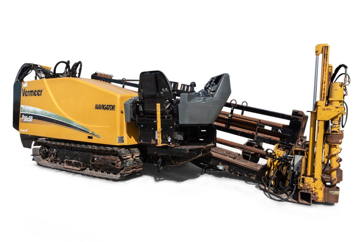 2009 Vermeer 36x50 Series II horizontal directional drill
