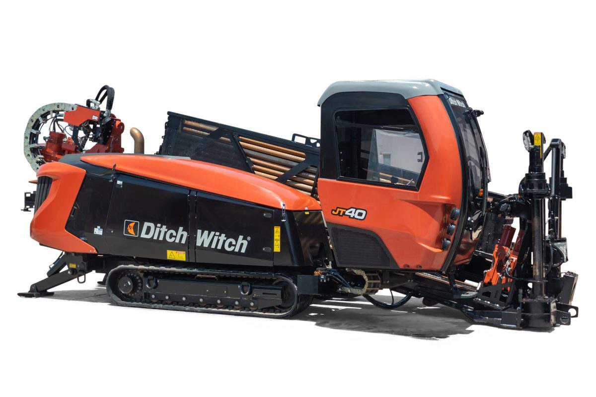 2018 Ditch Witch JT40 horizontal directional drill