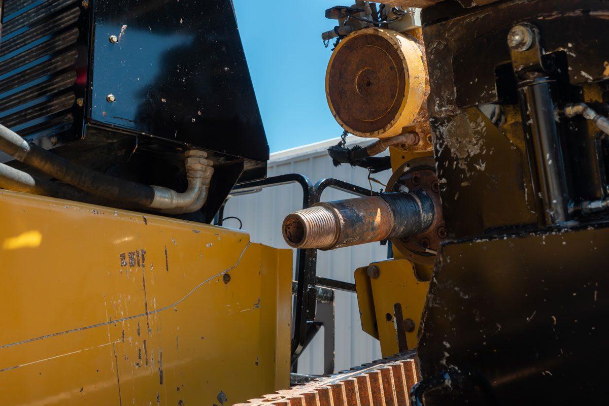 2009 Vermeer 100×120 Series II horizontal directional drill