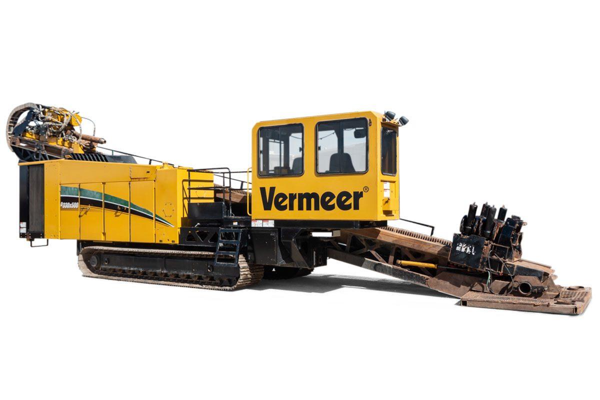Vermeer D300X500