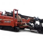 2008 Ditch Witch JT4020 MACH 1 horizontal directional drill